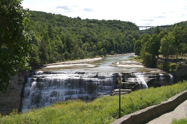 Best Camping in Letchworth State Park - Woodstream Campground